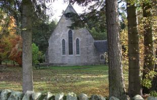 St Drostan's Church